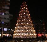 66プラーザのクリスマスツリー 2013(80%).jpg